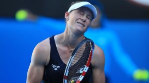 Sam Stosur/The Australian